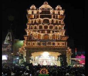 Pune's Shrimant Dagdusheth Halwai Ganpati 2015 4