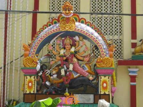 Akkanna Madanna Temple Hyderabad