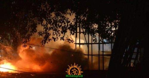 Puttingal Temple Fire Accident