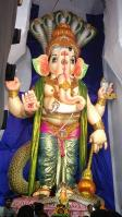 108-feet Ganesh at Vizag MVP Colony 1