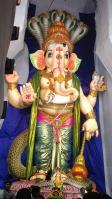 108-feet Ganesh at Vizag MVP Colony 1