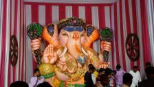 Balapur Ganesh 2016 setting 11