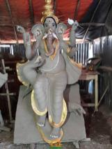 Clay Ganapathi 1 in Hyderabad