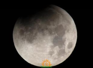 Blue Blood Moon Eclipse 2