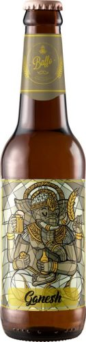 Ganesh Craft Beer by Baffo Craft Brewery, Palmi, Italy no-watermark
