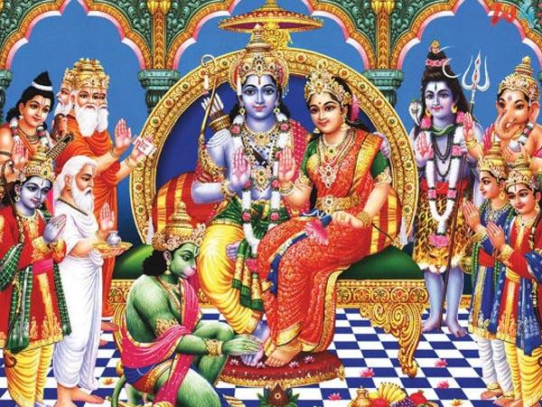 17న శ్రీరామ పునర్వసు దీక్ష-Sree Rama Punarvasu Deeksha On 17th In Bhadrachalam