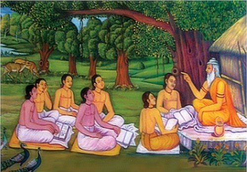 Ancient Gurukulam