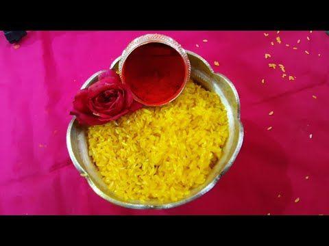 Atchadai consecrated rice