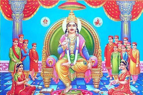 Chitragupta Bhagwan