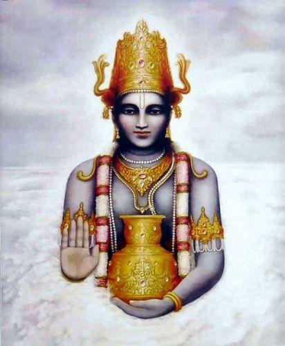 Dhanvantari Deva