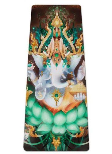 Galatik Ganesh Yoga Mat by Vision Lab