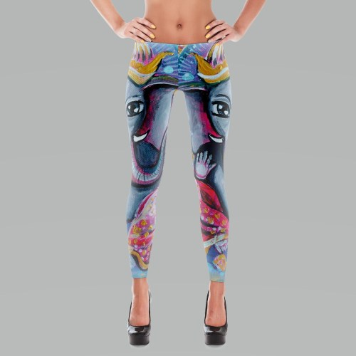 Ganesha leggings Dizurita no-watermark