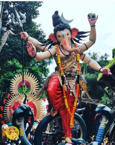 Khetwadi Cha Morya 2019 3
