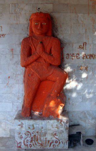 Makardhwaja, Magardhwaja, Lord Hanuman Son
