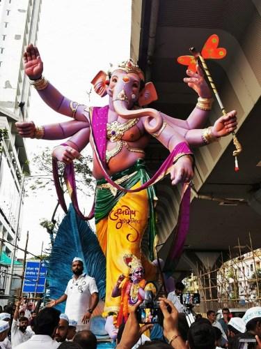 Mumbai Cha Maharaja 2019 1