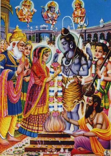 Shiva Parvati Kalyanam