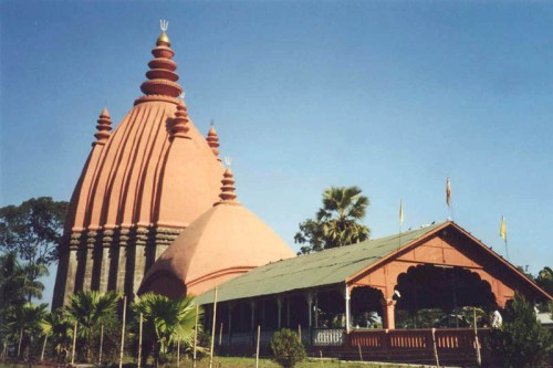 Shivsagar Temple, Brahmaputra River Assam no-watermark