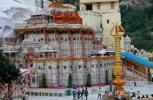 Sundha Mata Temple, Jalore, Rajasthan