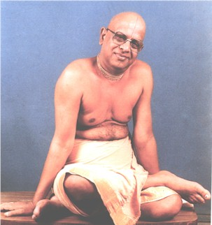 Swami Haridhos Giri Guruji