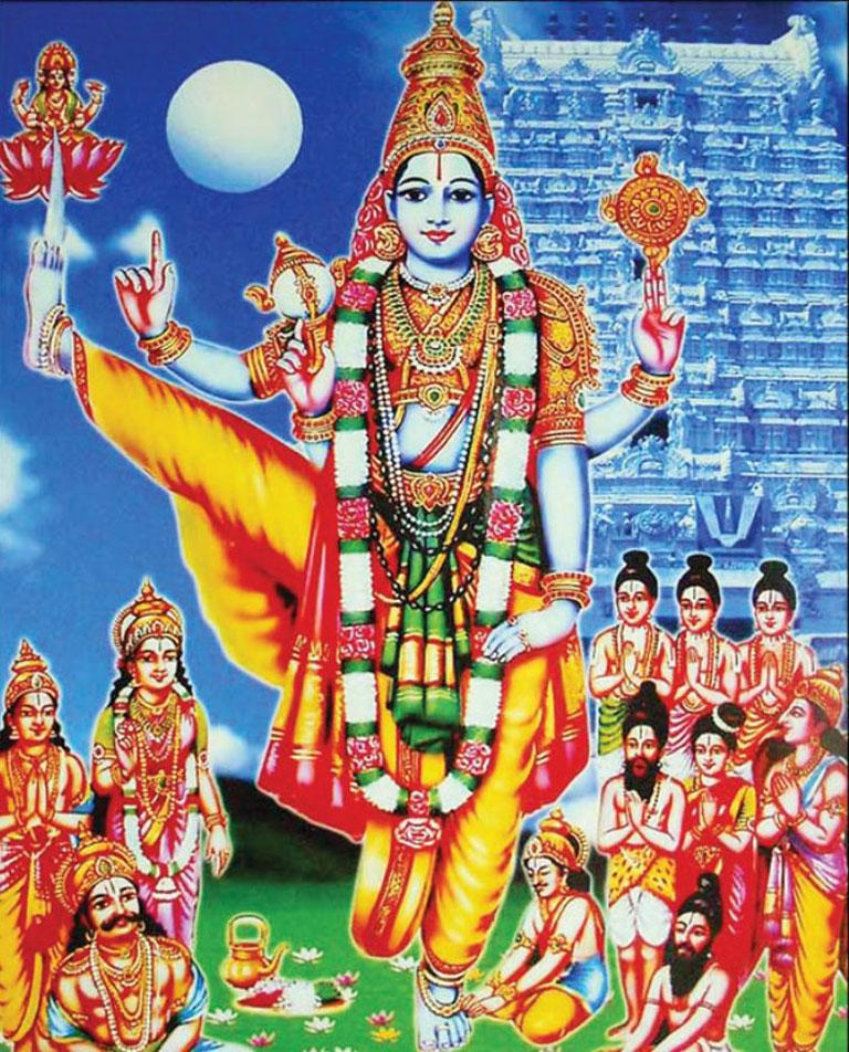 Thirukovilur Ulagalantha Perumal Temple | Trivikrama Temple - HinduPad