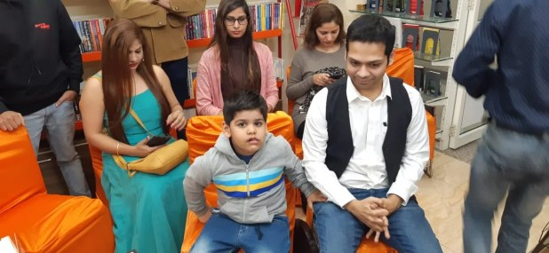 Queens of Crime book released in Leading Trails and Meet and Greet With actor Sushant Singh