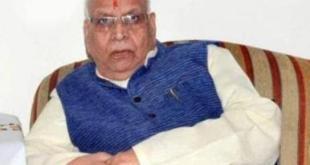 बिग ब्रेकिंग-एमपी के राज्यपाल और लखनऊ से पूर्व सांसद लालजी टण्डन का निधन