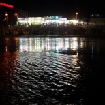 Juhu Beach @ Night