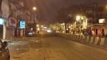 Empty Linking Road @ Night