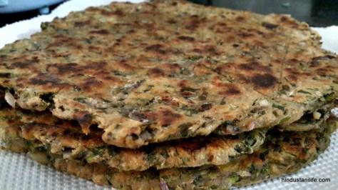 Koki - Whole wheat flatbread