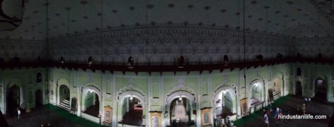 Bara Imambara Halls - Lucknow