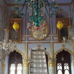 Chhota Imambara - Kings Throne - Lucknow