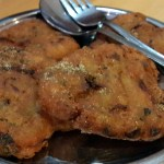 ISKCON Temple Delhi - Food at Govinda Restaurant - Veg Cutlet