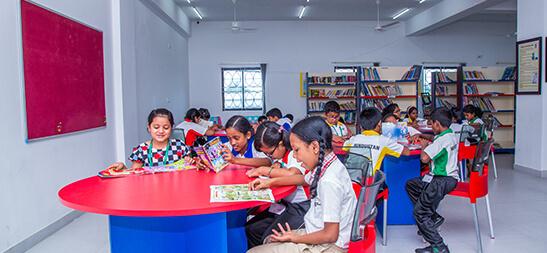 extra ordinary facilities and training at international school chennai