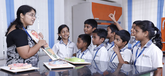 Schools with Best facilities in OMR near Shozhinganallur