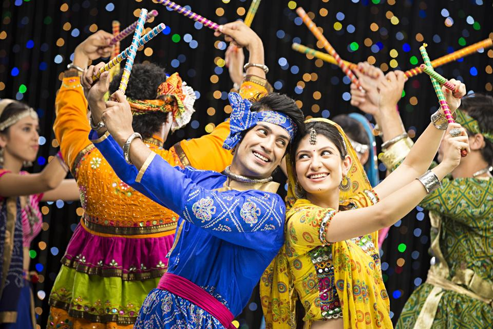 Navratri 2017: Get Set To Groove To Dandiya Beats In Delhi