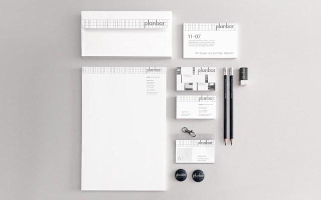 Corporate Design Planbar