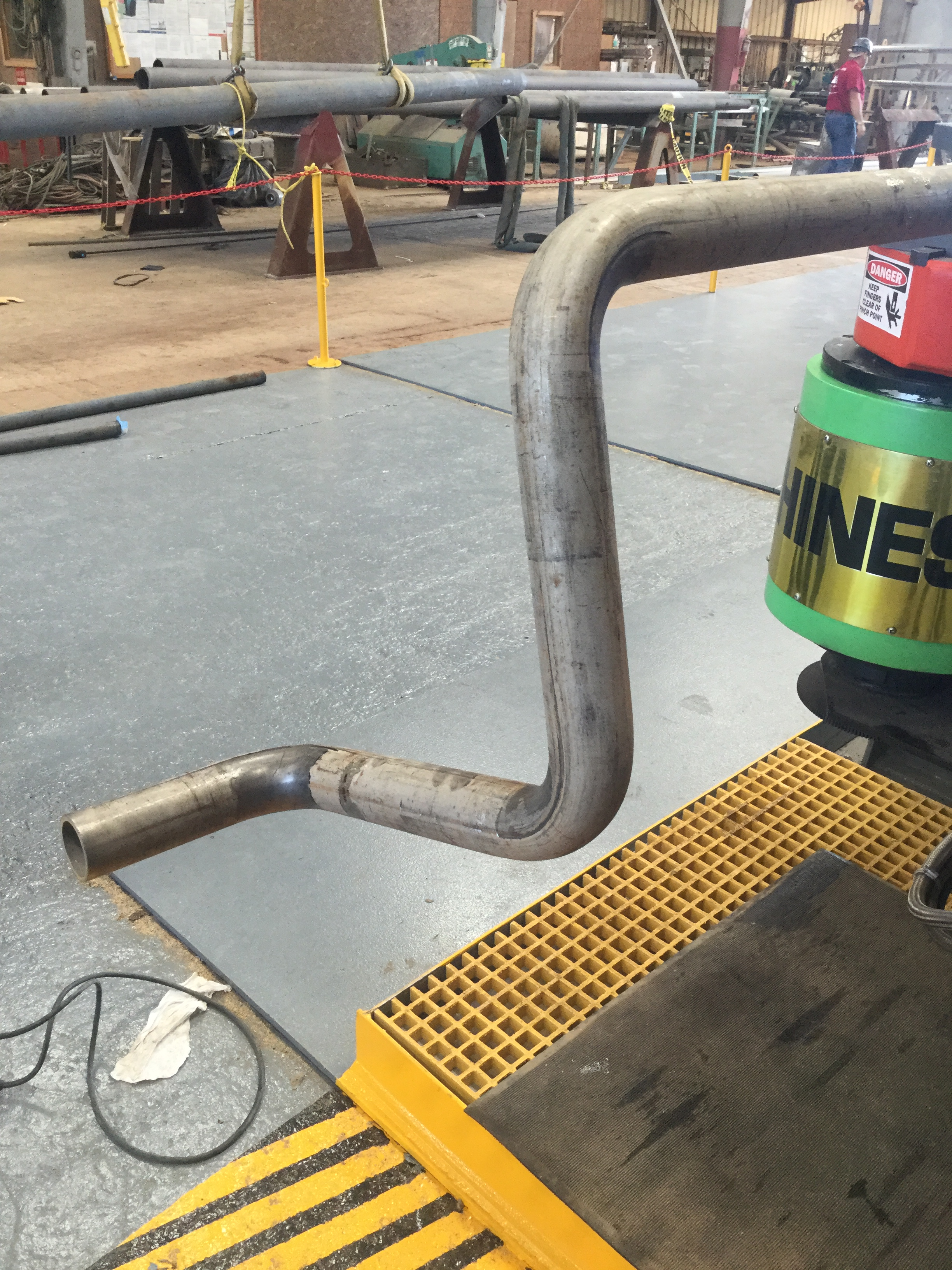 exhaust pipe bending machine for sale
