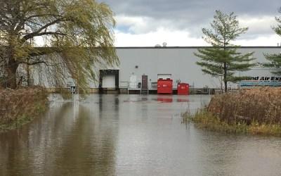 Around Town: November Floods