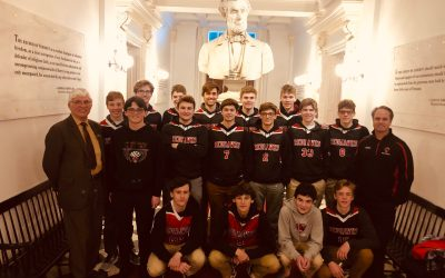Vermont House, Senate pause to salute seven CVU fall championship teams