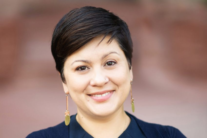 Dr. Liliana Rodriguez, Champlain Valley School District's new Director of Diversity, Equity, & Inclusion (DEI). Courtesy photo.