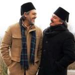 Sh Baha und Ayberk Efendi