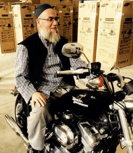 Shaykh Muḥammad - Motorrad 01