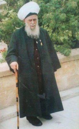 Shaykh Nazim