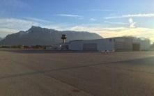 General Aviation Vorfeld.