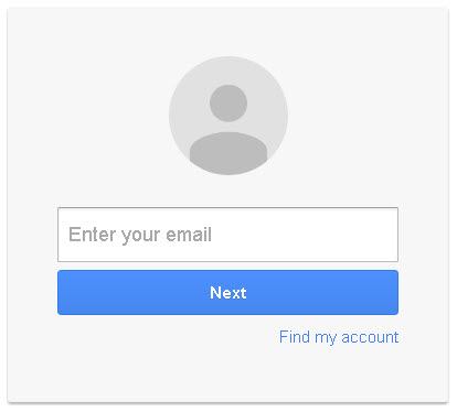 Gmail Account Recover