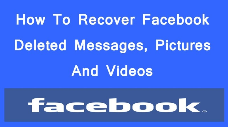 Facebook deleted messages