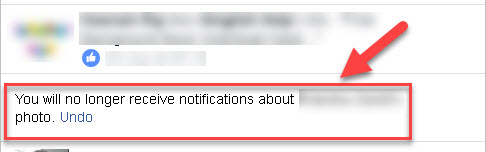 Notifications Turn Off
