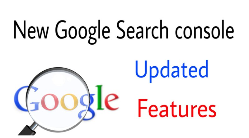 google search console ke updated new features