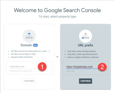 Google Search Console Me Blog or Website Submit Kaise Kare