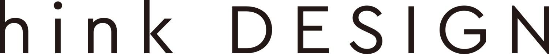 hink design logo